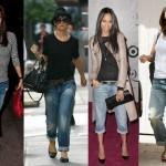 Eva Longoria, Katie Holmes, Zoë Saldana, Rihanna