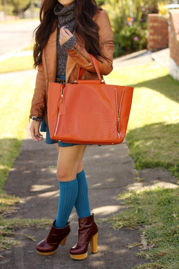 представлены самые с чем носить оранжевую сумку летом постарались собрать